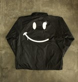 CC Coaches Jacket  - Have A Rice Day - Black