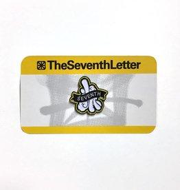 "CC Pin - Seventh LA (Size 1"")"