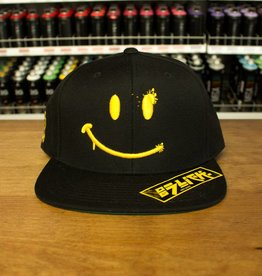 CC Snapback - Have A Rice Day - Blk/Yel