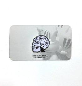 "CC Pin - The Slick Skull (Size 1"")"