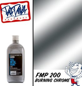 Grog FMP Refill - Burning Chrome 200ml