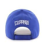 LA Clippers/OG Slick 47 MVP Hat - Royal Blue/Red