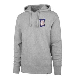 LA Clippers/Og Slick 47 Pullover Hoodie - LAC Spray - Heather
