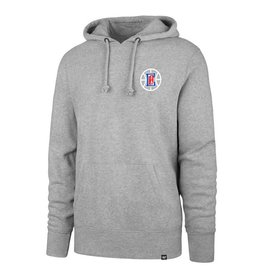LA Clippers/Og Slick 47 Pullover Hoodie - LAC Chisel - Heather