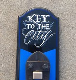 Key To The City - LA - Large - Blue