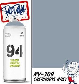 MTN 94 Spray Paint - Chernobyl Grey RV-309