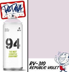 MTN 94 Spray Paint - Republic Violet RV-310