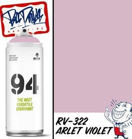 MTN 94 Spray Paint - Arlet Violet RV-322