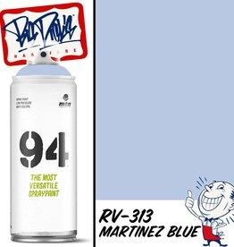 MTN 94 Spray Paint - Martinez Blue RV-313