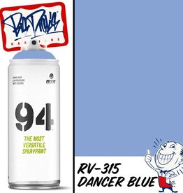 MTN 94 Spray Paint - Dancer Blue RV-315