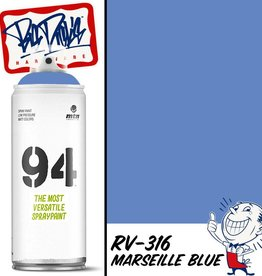 MTN 94 Spray Paint - Marsielle Blue RV-316