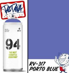 MTN 94 Spray Paint - Porto Blue RV-317