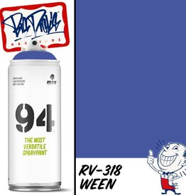 MTN 94 Spray Paint - Ween Blue RV-318