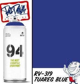 MTN 94 Spray Paint - Tuareg Blue RV-319