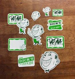 BDH Sticker Pack - Green