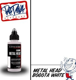 Grog Metal Head - Bogota White 60ml
