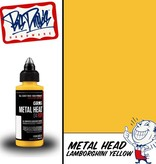 Grog Metal Head - Lamborghini Yellow 60ml