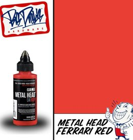 Grog Metal Head - Ferrari Red 60ml