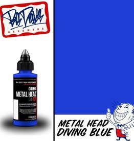 Grog Metal Head - Drive Blue 60ml