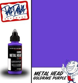 Grog Metal Head - Goldrake Purple 60ml