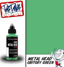 Grog Metal Head - Obitory Green 60ml