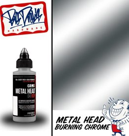 Grog Metal Head - Burning Chrome 60ml