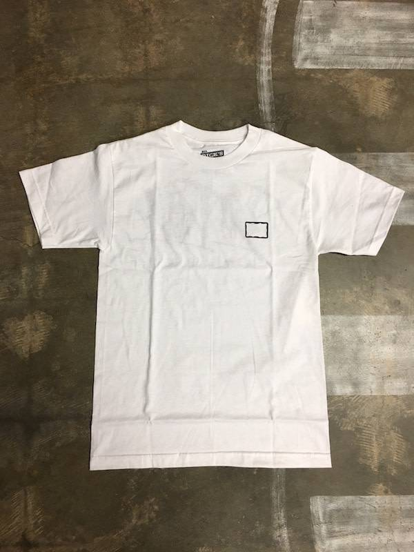 BDH Tee - Name Badge V2 - White