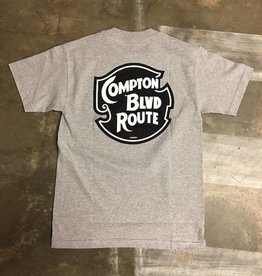 BDH Tee - Compton Blvd - Heather