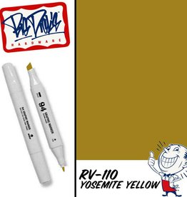 MTN 94 Graphic Marker - Yosemite Yellow RV-110