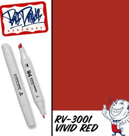 MTN 94 Graphic Marker - Vivid Red RV-3001