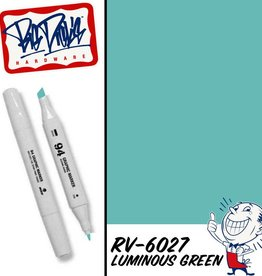 MTN 94 Graphic Marker - Luminous Green RV-6027