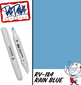 MTN 94 Graphic Marker - Rain Blue RV-184