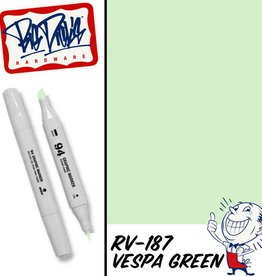 MTN 94 Graphic Marker - Vespa Green RV-187