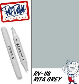 MTN 94 Graphic Marker - Rita Grey RV-118