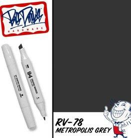 MTN 94 Graphic Marker - Metropolis Grey RV-78