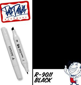 MTN 94 Graphic Marker - Black R-9011