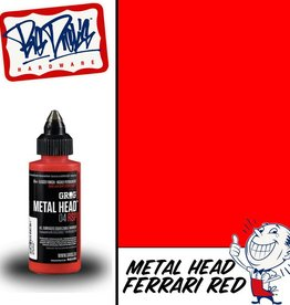 Grog Metal Head - Ferrari Red 60ml