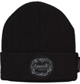 Dissizit Beanie - Diss Crest - Black