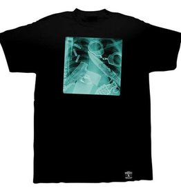 Dissizit Tee - Inside Job - Black
