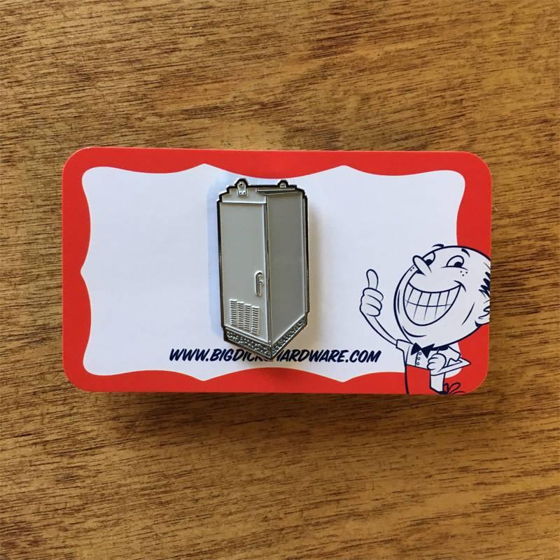 """Gaso Pin - Electrical Box - Grey (Size 1.5"""" H)"""