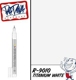 MTN Water Color 0.8mm Marker - Titanium White