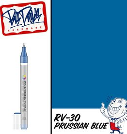 MTN Water Color 0.8mm Marker - Prussian Blue