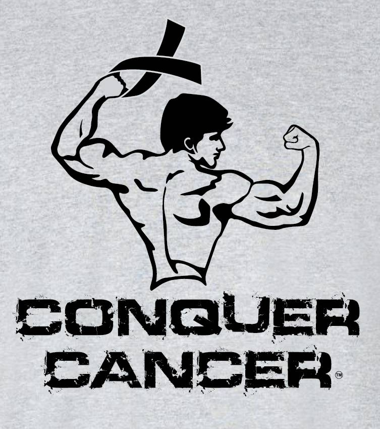 Personalized Conquer Cancer Adult Shirt