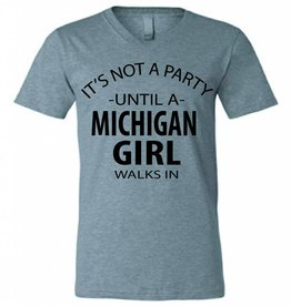 Michigan Party Girl