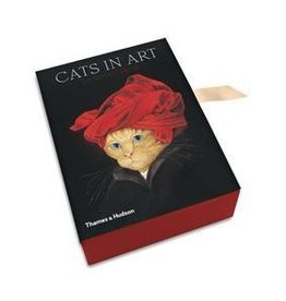 Cats in Art Notecard Box