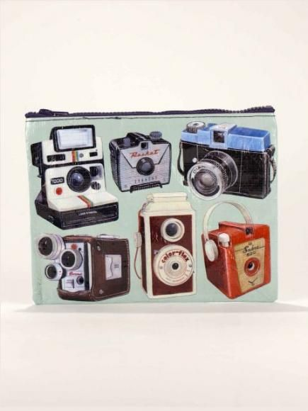 Pouch Cameras