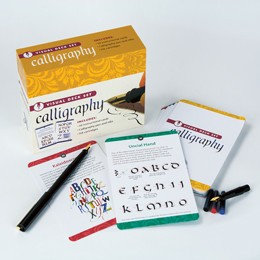 Calligraphy: Visual Deck Set