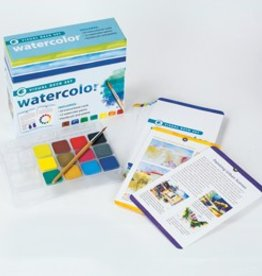 Watercolor: Visual Deck Set
