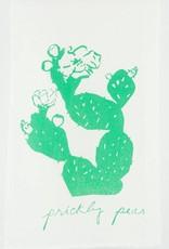 Prickly Pear Kimball Tea Towel