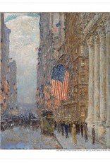 Amon Carter Poster Prints Flags on the Waldorf